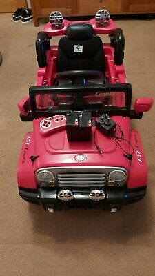 £40 • Buy Kids Ride On Jeep Electric Childrens 12v Battery Remote Control Car