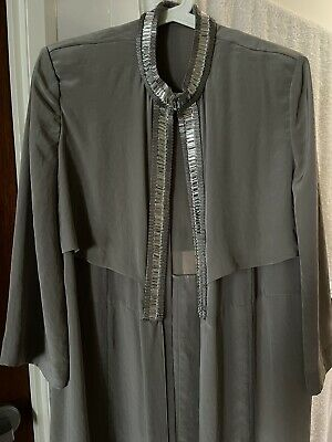 AU99 • Buy Sass And Bide Jacket In Grey Size 10