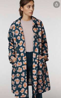AU71 • Buy Gorman Psychedelic Trench XS (6-10) As New