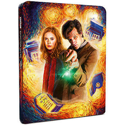 £64.99 • Buy Doctor Who Complete Series 5 Limited Edition Steelbook Blu-ray 5th SEASON SEALED