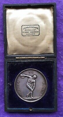 £55 • Buy Historical Medal Medallion -  1905 Silver Medal By John Pinches