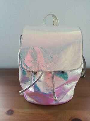 £8.50 • Buy Hyper Novelty Backpack By Skinnydip (Topshop) GREAT CONDITION/ Buttons Missing