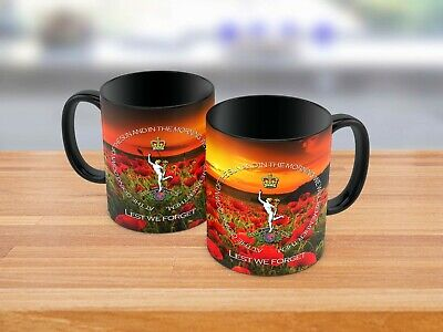 £12.99 • Buy Royal Signals Collectable Military Poppy/remembrance Mug -can Be Personalised