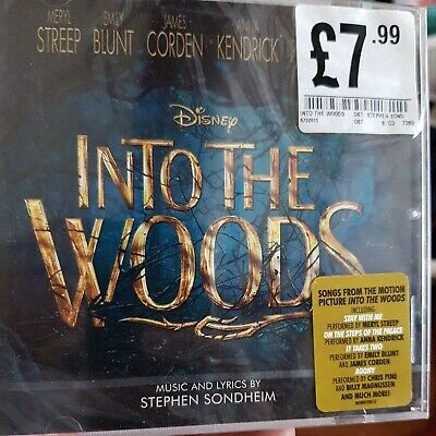 £2.69 • Buy Disney:into The Woods (motion Picture Songs-various Artists) -new & Sealed Cd**
