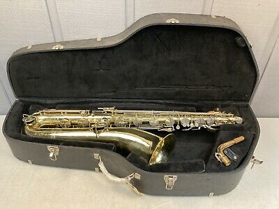 AU838.83 • Buy King Zephyr Baritone Saxophone In Good Playing Condition 420567