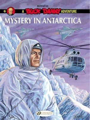 £9.20 • Buy Buck Danny 6 - Mystery In Antarctica By Francis Bergese (Paperback, 2016)
