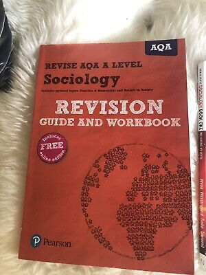 £8 • Buy AQA A Level Sociology Revision Guide