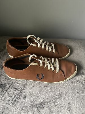 £9.99 • Buy Fred Perry Shoes Size 8