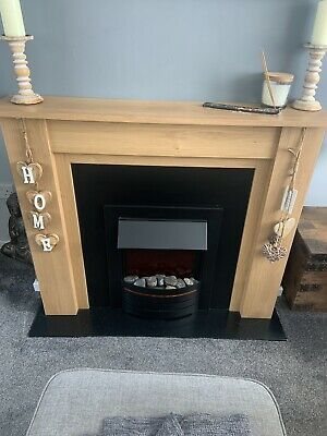 £75 • Buy Next Electric Fire And Surround