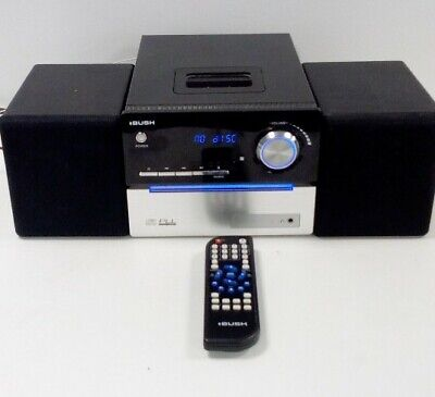 £6.99 • Buy Bush CMC1i CD Micro System With Docking Station Ipod Audio Home Equipment #150