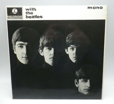 £7.50 • Buy COLLECTABLE VINYL 12  LP The Beatles - With The Beatles Parlophone 1963 PMC1206