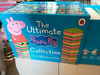 £12.99 • Buy The Ultimate Peppa Pig Collection Set (Peppa's Classic 50 Storybooks Box Set)