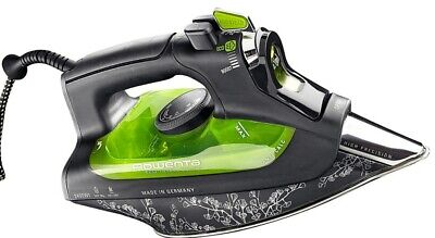 £94.18 • Buy Rowenta Eco Intelligence Iron DW6010 Steel Soleplate 220 VOLTS (NOT FOR USA)
