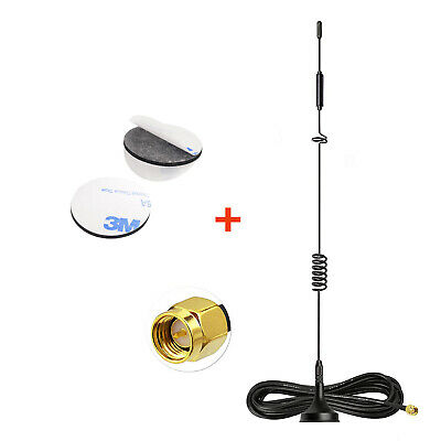 £4.36 • Buy 4G LTE External Magnetic SMA Antenna For Industrial IoT Router Mobile Cellular