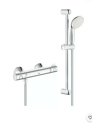 £99.99 • Buy GROHE  | Grohtherm 800 Thermostatic Shower Set -34565001