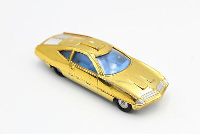 £10.75 • Buy Vintage DINKY TOYS Gerry Anderson UFO Gold Ed Strakers Car Diecast Model No.352