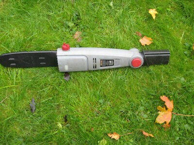 £70 • Buy Pole Chainsaw With Hedge Trimmer Attachment Extends To Approx 3 Metres