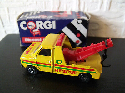 £12.99 • Buy Corgis Toys Ford Transit Wrecker Truck Van Lorry Rescue Recovery