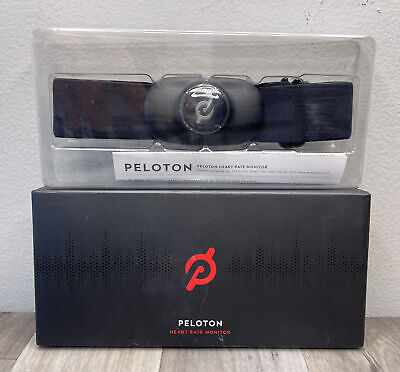 $34.99 • Buy New Peloton Heart Rate Monitor & Chest Strap New In Box Ships FREE!