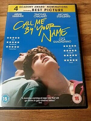 AU1.82 • Buy Call Me By Your Name DVD (2017) - Very Good Condition