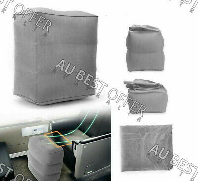AU16.98 • Buy Travel Air Pillow Foot Rest Inflatable Cushion Office Home Car Leg Footrest Bed