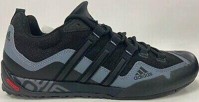 AU74.90 • Buy Adidas Terrex Swift Solo Men's Outdoor Fitness Shoes Traxion Trainers New