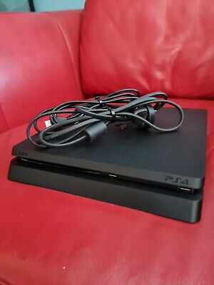 AU350 • Buy Sony Playstation PS4 + 13 Games PS4 Slim 500GB NO CONTROLLER TESTED WORKING