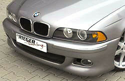 $1249.95 • Buy BMW Genuine Rieger OEM E39 1997-2003 5 Series Sedan Or Touring GTM Front Bumper