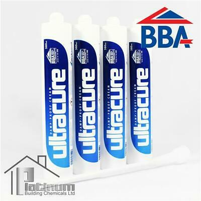 £29.10 • Buy 4 X ULTRACURE Damp Proof Injection Cream | DPC Course Rising Damp Treatment