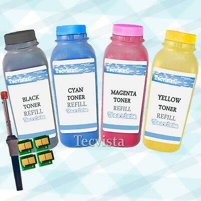 $ CDN59.50 • Buy 4P Non-OEM Toner Refill For Q6470A-73A For Use In HP  3600 3600n 3600dn W/CHIP
