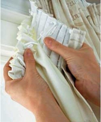 Src Blackout Curtain Linings Lining Ready Made , 9 Sizes , , Thermal • 16.99£