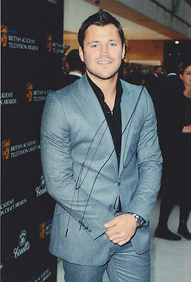 £24.99 • Buy The Only Way Is Essex Hand Signed Mark Wright Photo.