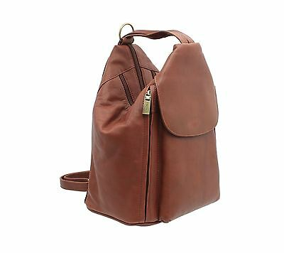 £89.99 • Buy Visconti Leather Backpack Style 18357