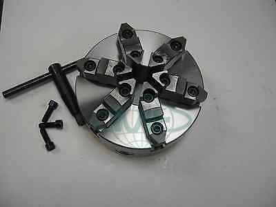 AU309.55 • Buy 8  6-JAW SELF-CENTERING  LATHE CHUCK W. Top&bottom Jaws--0.003  TIR---new