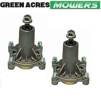AU65 • Buy 2 X RIDE ON MOWER SPINDLE ASSY  HUSQVARNA  &  POULAN PRO 532 18 72-92 , 53218729