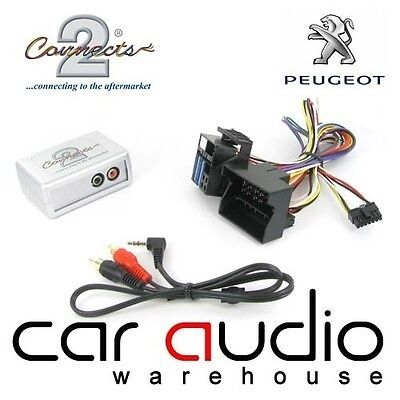 £34.95 • Buy Peugeot 207 307 407 807 AUX IPod IPhone MP3 Player IPod AUX In Interface Adapter