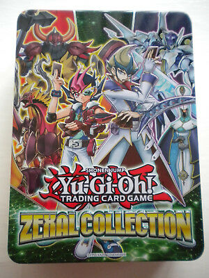 YuGiOh ZEXAL *ZTIN* COLLECTION - MINT ULTIMATE, ULTRA AND SUPER RARE CARDS • 3.95£