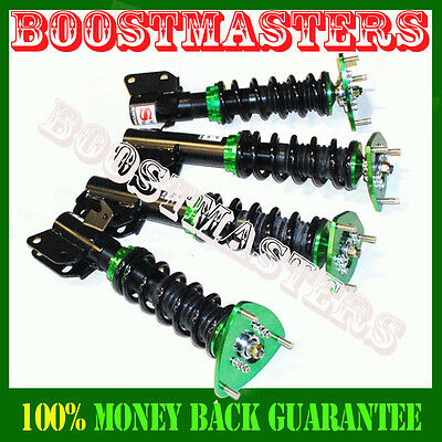 $587.39 • Buy Green Coilover Suspension Lowering Kits For 02-07 Impreza WRX GC8 2.5RS EJ2 New
