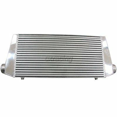 $ CDN538.72 • Buy Universal 36x13.5x4 3  Inlet&Outlet Turbo Intercooler For Supra 7MGTE MK3
