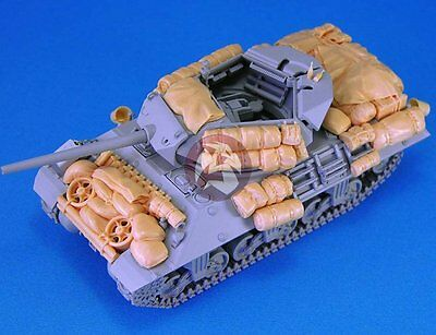 $17.32 • Buy Legend 1/48 M10 Wolverine Tank Destroyer Stowage And Accessories Set WWII LF4103