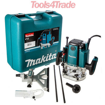 £292 • Buy Makita RP1801XK 240v 1/2  Plunge Router Fixed Speed Collet 1650w Motor 70mm Case