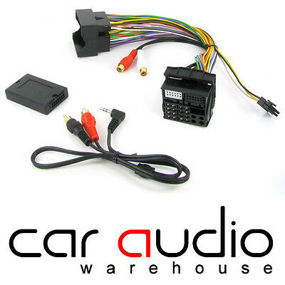 £34.95 • Buy Connects2 CTVPGX011 Peugeot 307 2005 -2013 Car Aux IPhone IPod Interface Adaptor