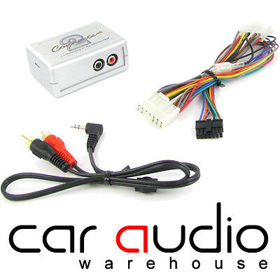 CTVTYX001 For A Toyota Avensis 98-04 Car Aux  IPhone IPod Interface Adaptor • 34.95£
