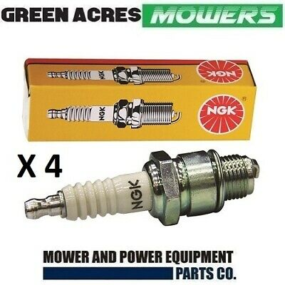 AU33.50 • Buy 4 Spark Plugs Ngk Cmr5h For Honda Gx25 Gx35 Trimmers & Blowers