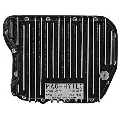 66-07 Dodge Ram 46RE, 47RE, 48RE Mag-Hytec 727-D Transmission Pan Cover • 237.50$