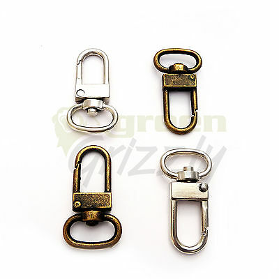 £3.29 • Buy Bag Clasps Lobster Swivel Trigger Clips Snap Hook, For 13 Mm Strapping, AJO