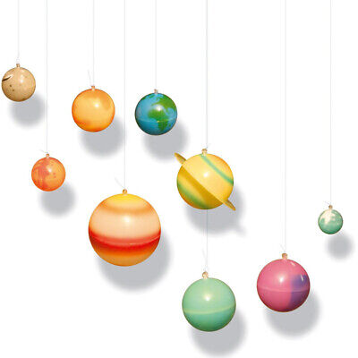 Glow In The Dark Planets - 3D Solar System Space Toy And Glow Star Stickers  • 20.99£