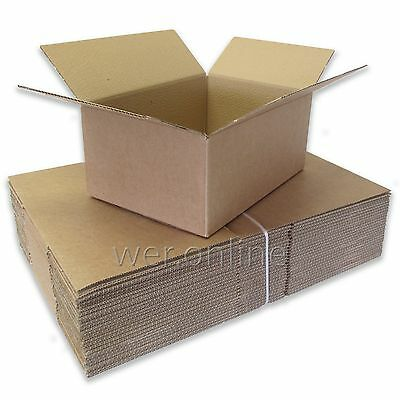 £18.04 • Buy Royal Mail Small Parcel Sized Cardboard Postal Boxes - Multi Listing *all Sizes*