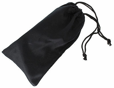 AU7.49 • Buy Sunglass Eyeglass Reading Glasses Case Soft Microfibre Pouch Bag Wholesale Bulk