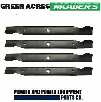 AU54.35 • Buy 2  Sets Of 42  Blades For Husqvarna  Ride On Mower  532 13 84-98 , 532 13 88-71